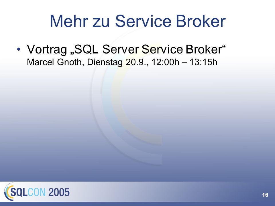 SQL Server 2005 Plattform