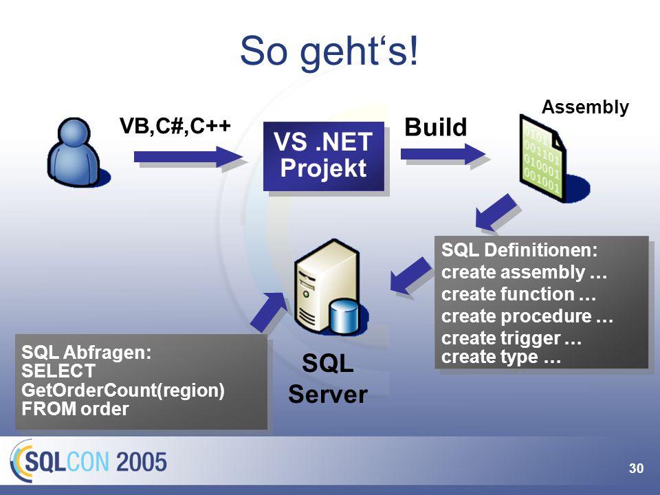 Implementierung Servercode Implementierung
