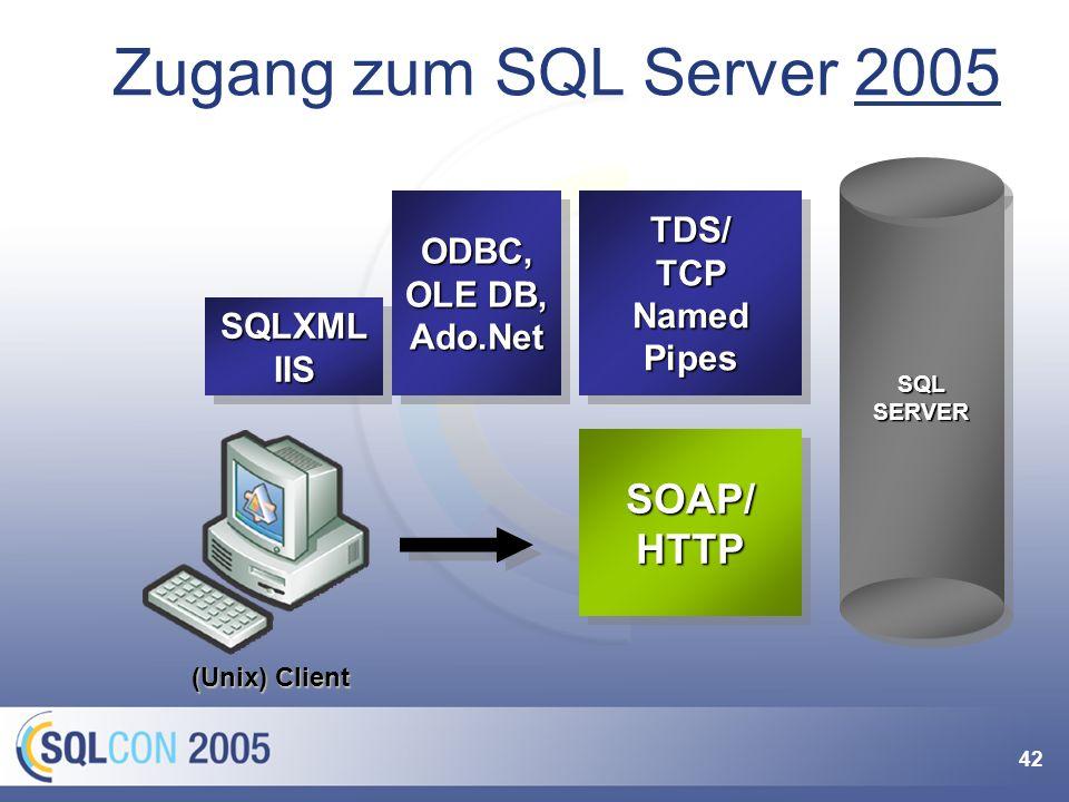 SQL Server Web Services