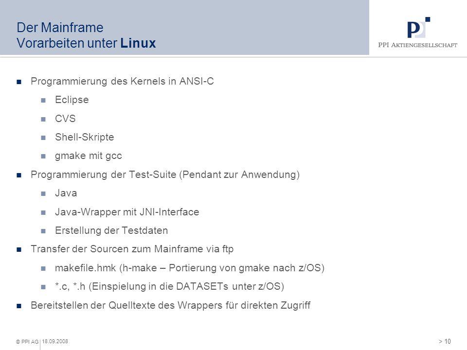 Der Mainframe z/OS UNIX System Services (USS)