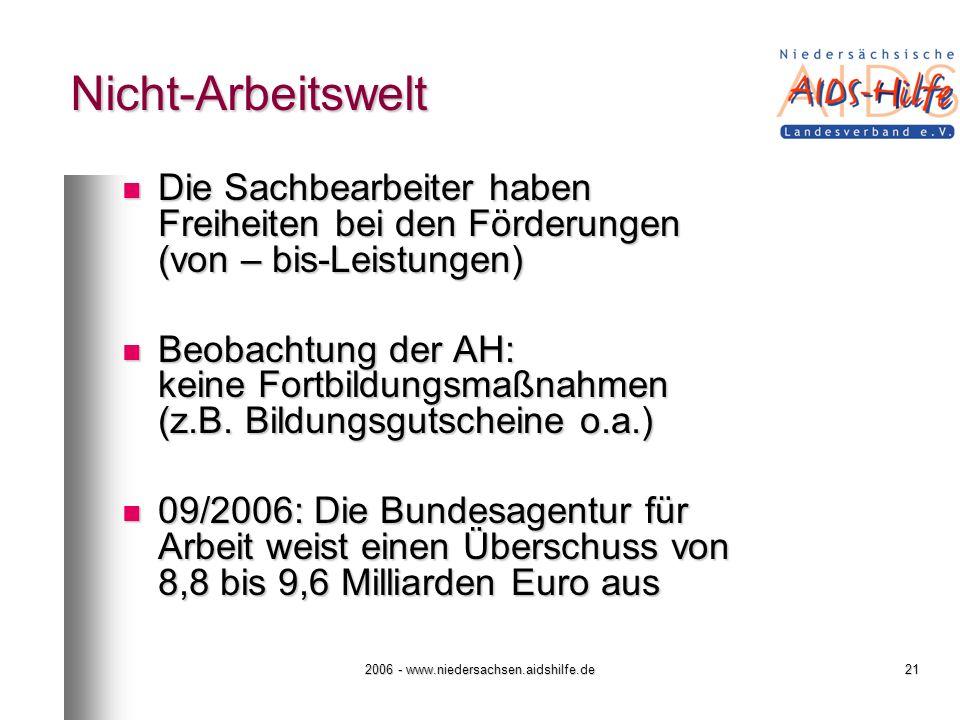 2006 - www.niedersachsen.aidshilfe.de