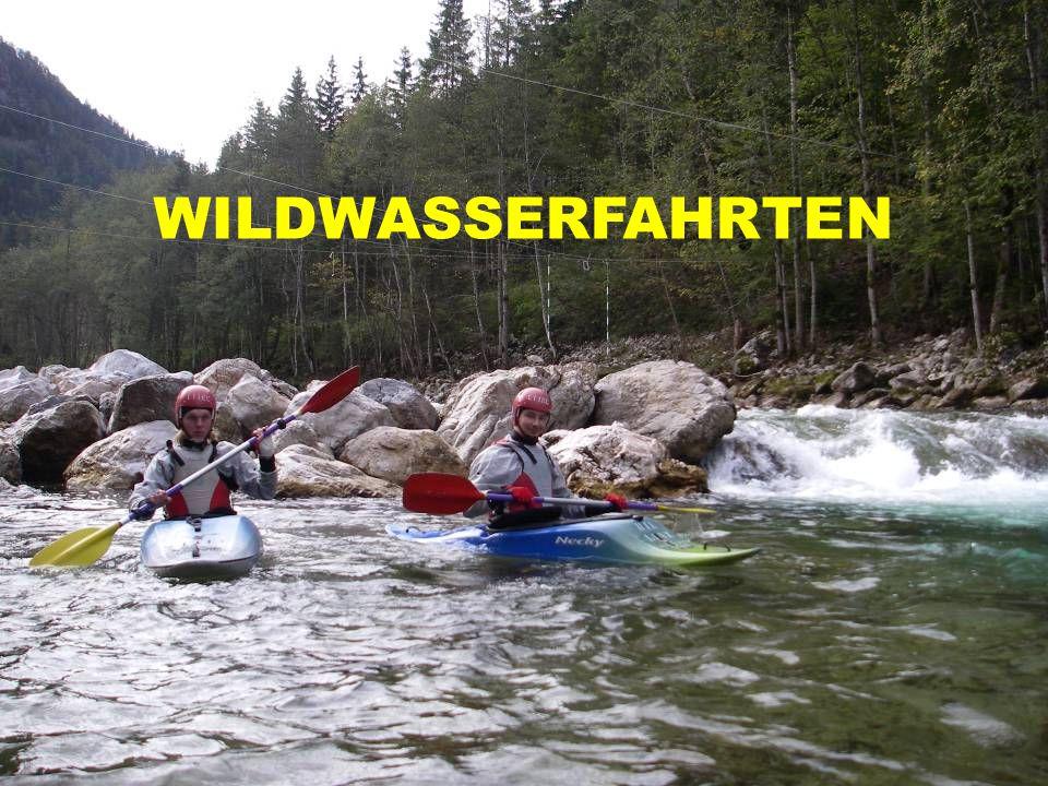 WILDWASSERFAHRTEN