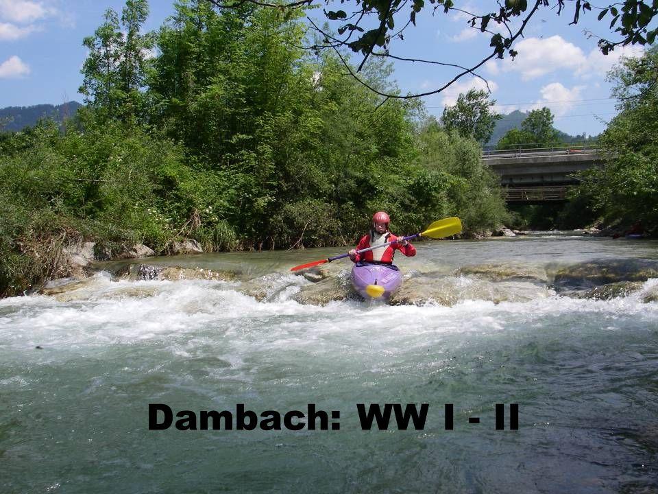 Dambach: WW I - II