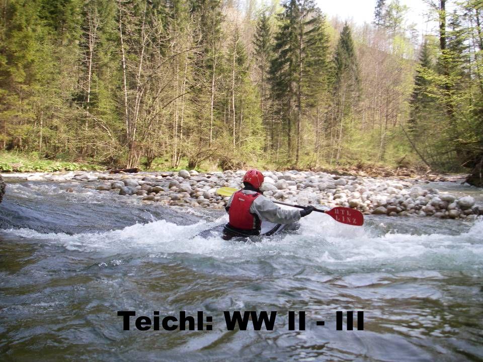 Teichl: WW II - III
