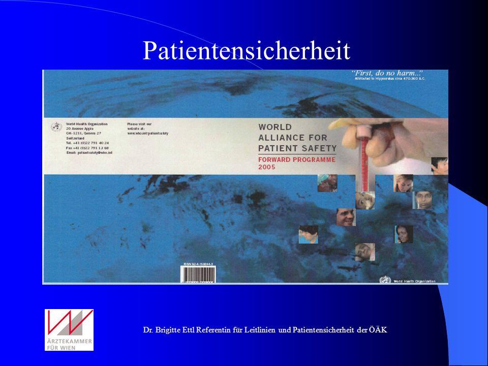 Patientensicherheit