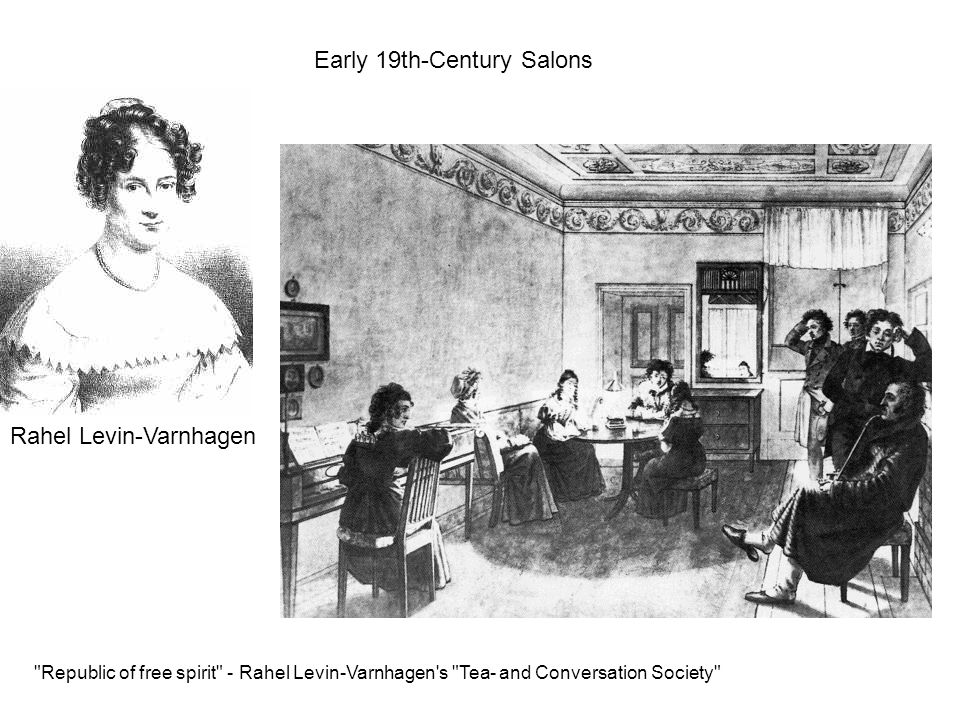Early 19th-Century Salons