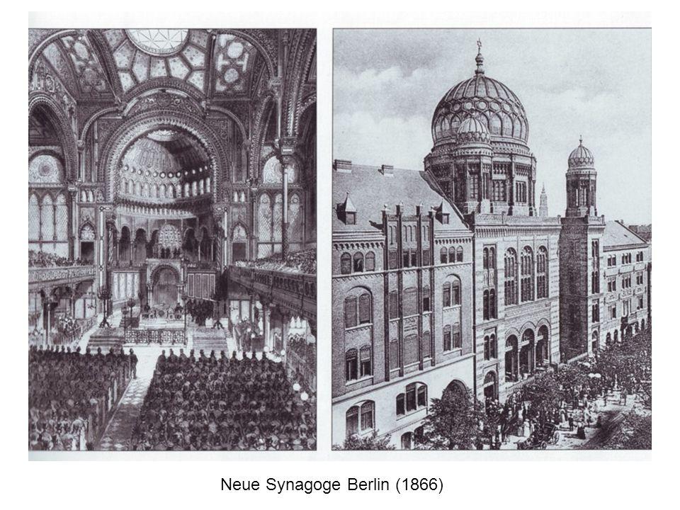 Neue Synagoge Berlin (1866)