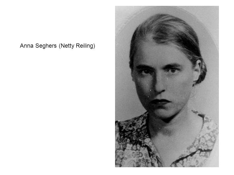 Anna Seghers (Netty Reiling)