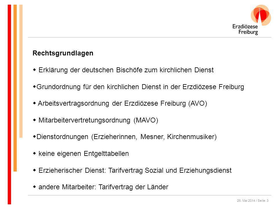 Erklärung der deutschen Bischöfe zum kirchlichen Dienst