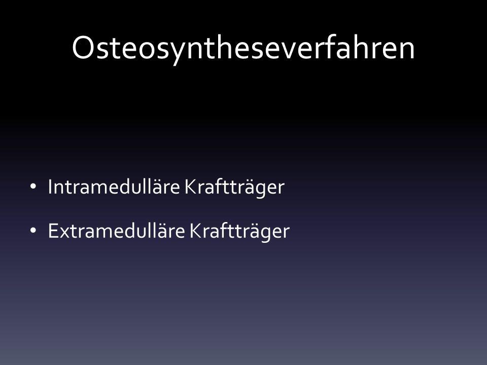 Osteosyntheseverfahren