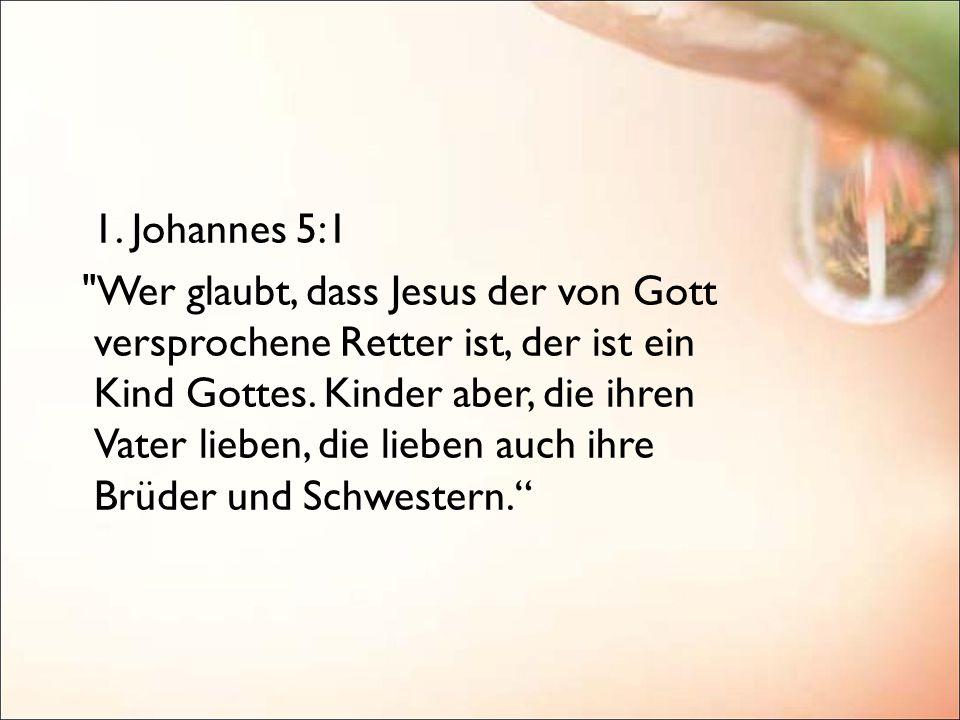 1. Johannes 5:1