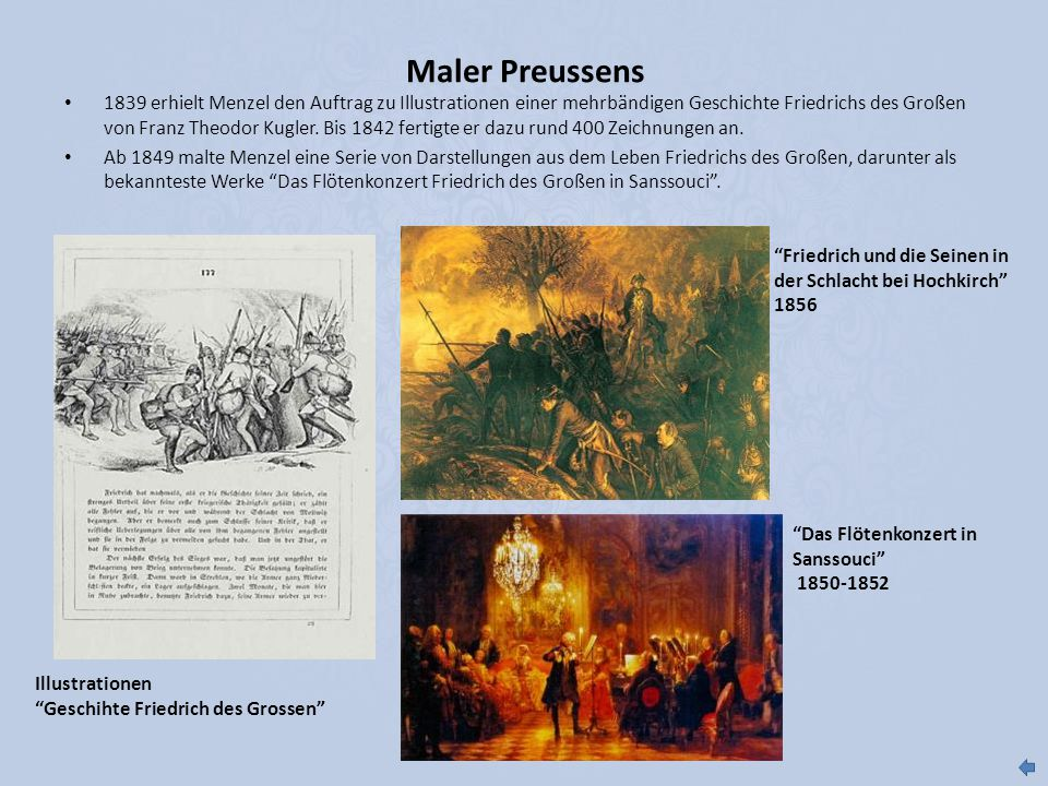 Maler Preussens