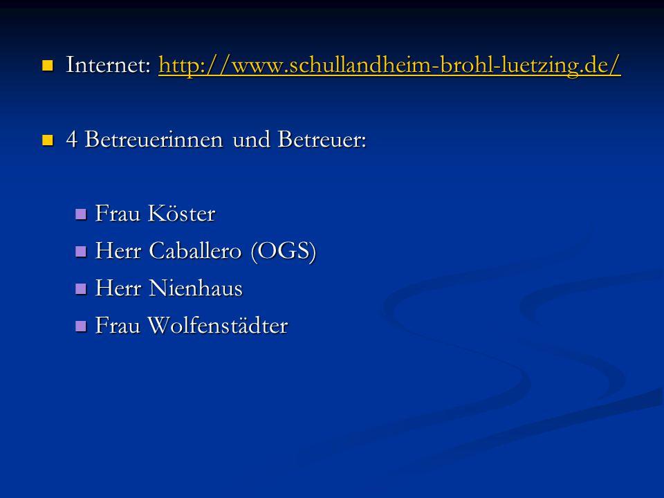 Internet: http://www.schullandheim-brohl-luetzing.de/