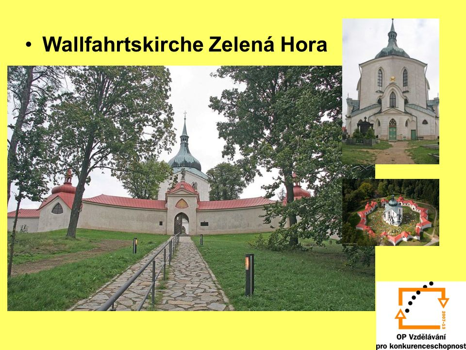 Wallfahrtskirche Zelená Hora
