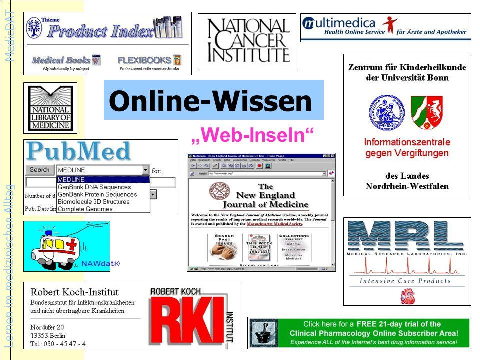 "Online-Wissen ""Web-Inseln NAWdat®"