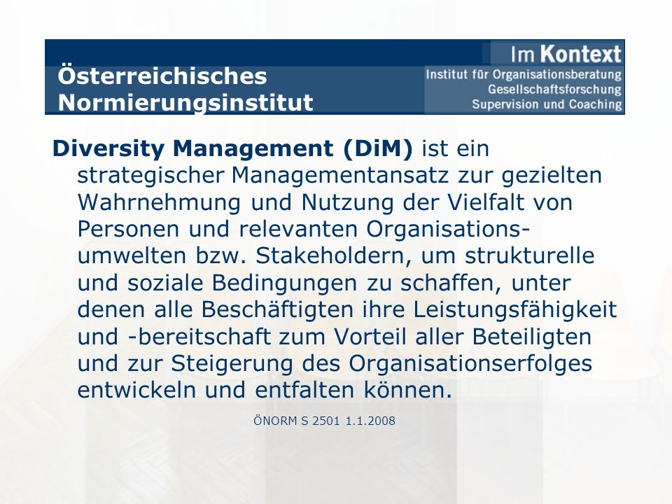 Österreichisches Normierungsinstitut