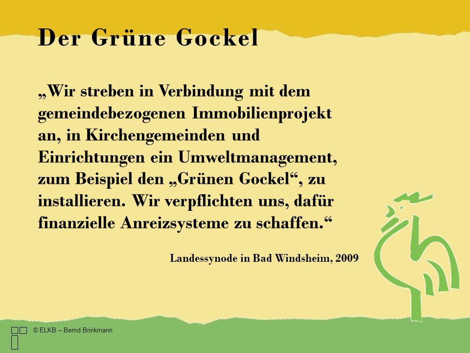 Der Grüne Gockel
