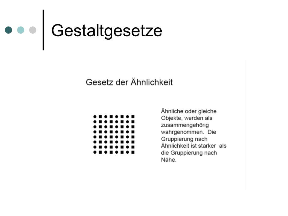 Gestaltgesetze