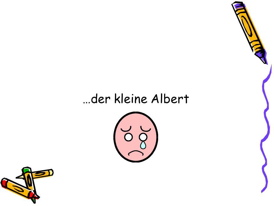 …der kleine Albert