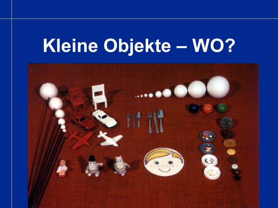 Kleine Objekte – WO