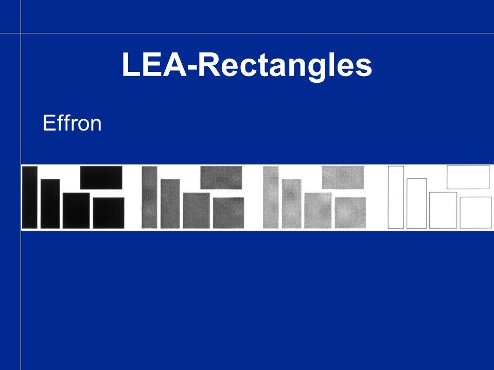 LEA-Rectangles Effron