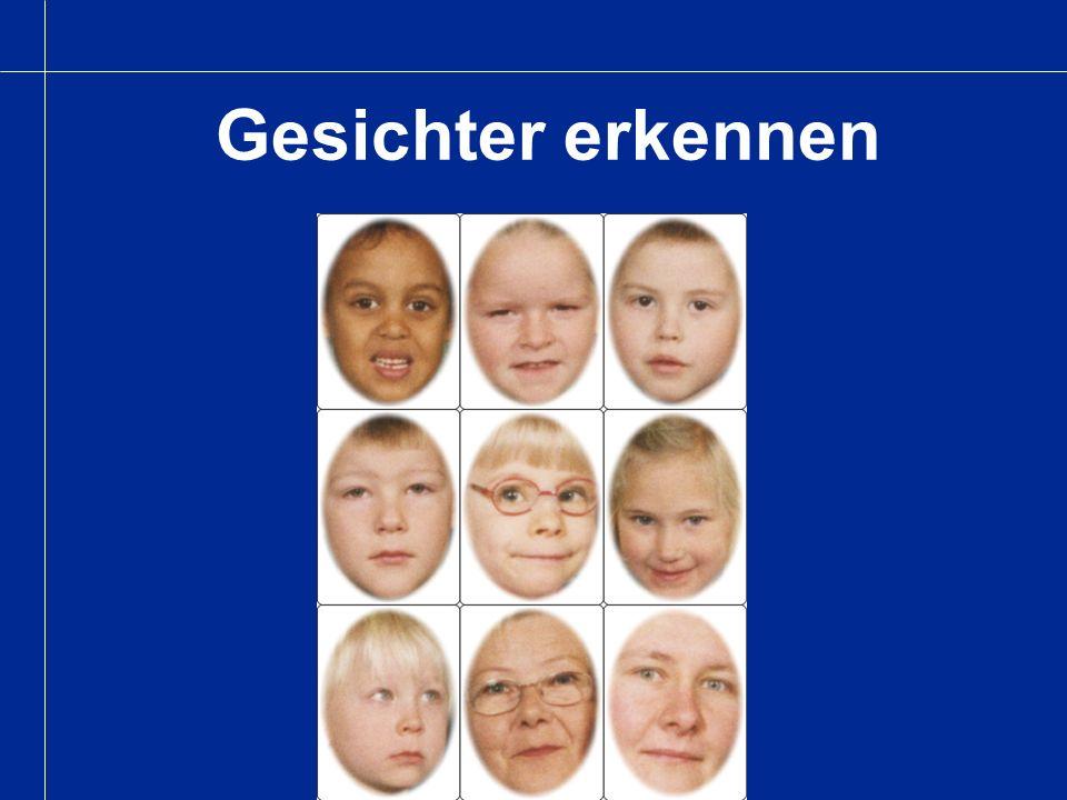 Gesichter erkennen