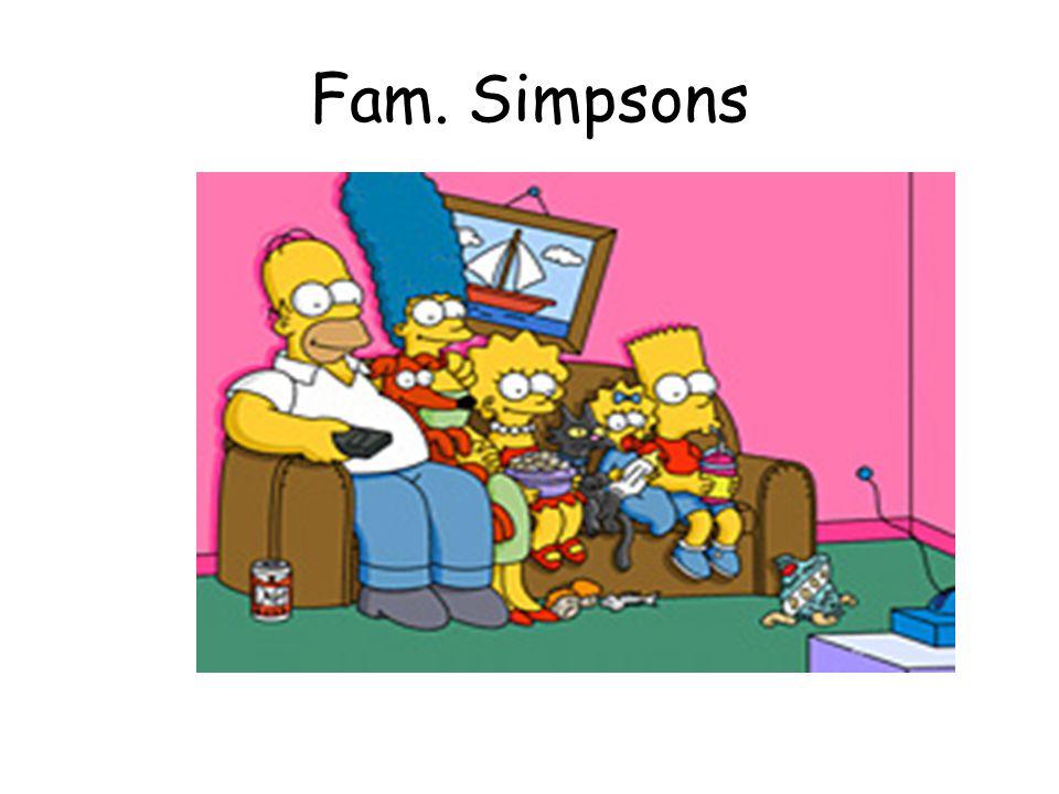 Fam. Simpsons