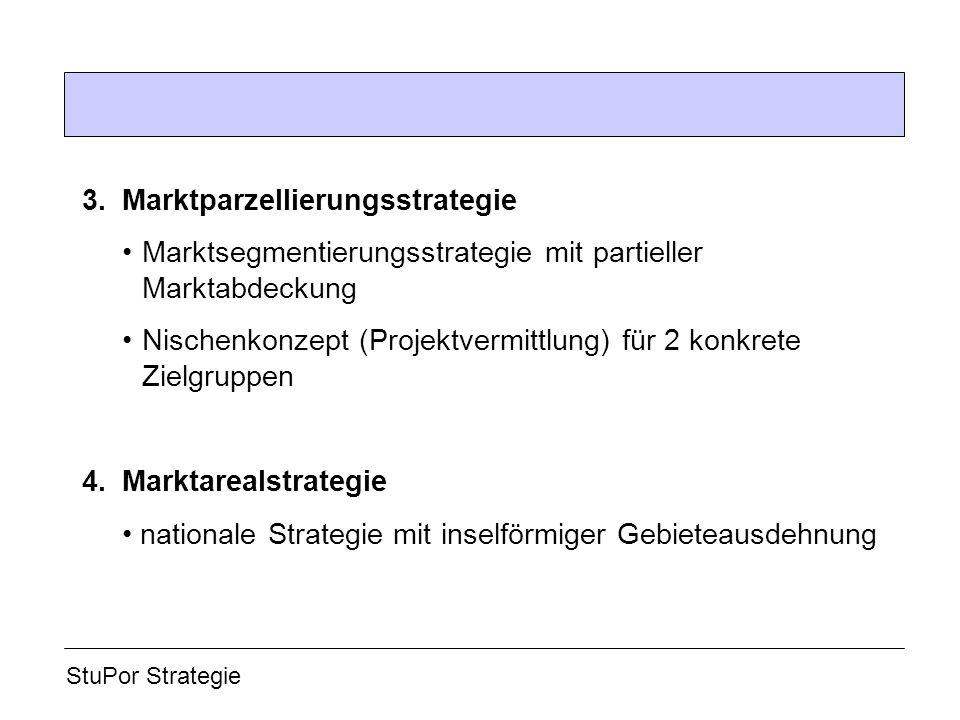 3. Marktparzellierungsstrategie