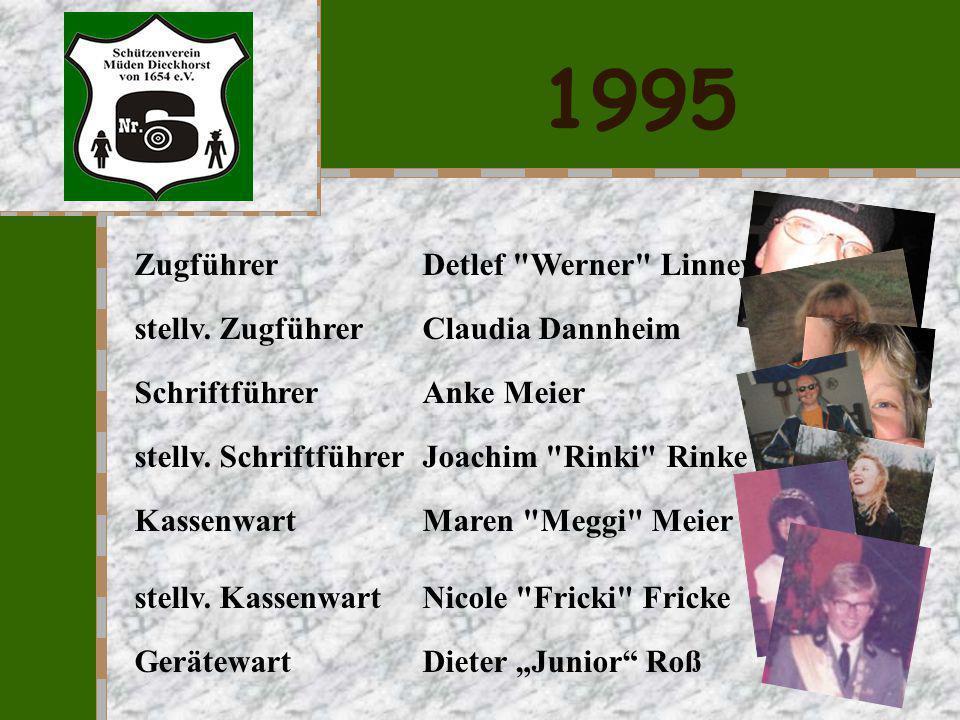 1995 Zugführer Detlef Werner Linneweh