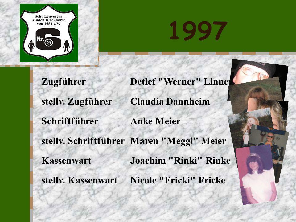 1997 Zugführer Detlef Werner Linneweh
