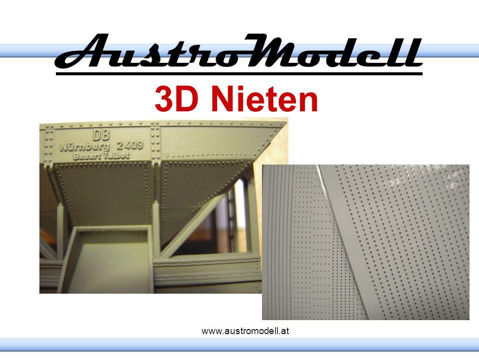 AustroModell 3D Nieten www.austromodell.at 11