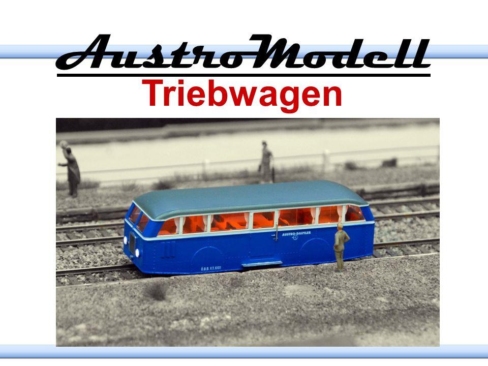 AustroModell Triebwagen www.austromodell.at 5