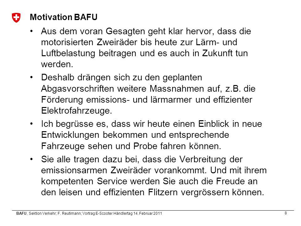 Motivation BAFU