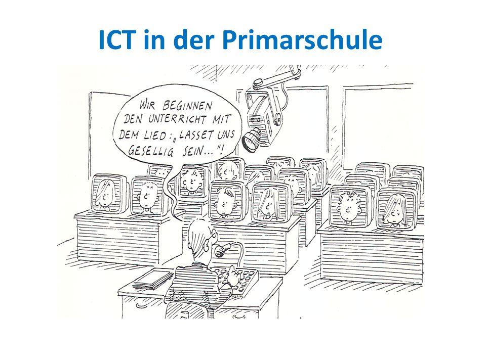 ICT in der Primarschule