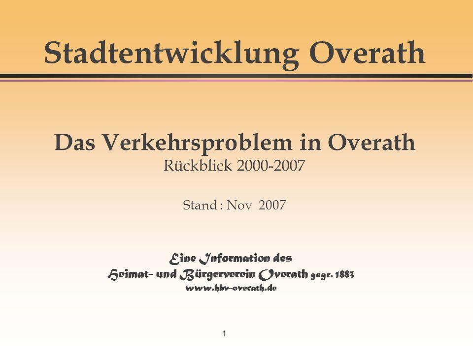Heimat- und Bürgerverein Overath gegr. 1883