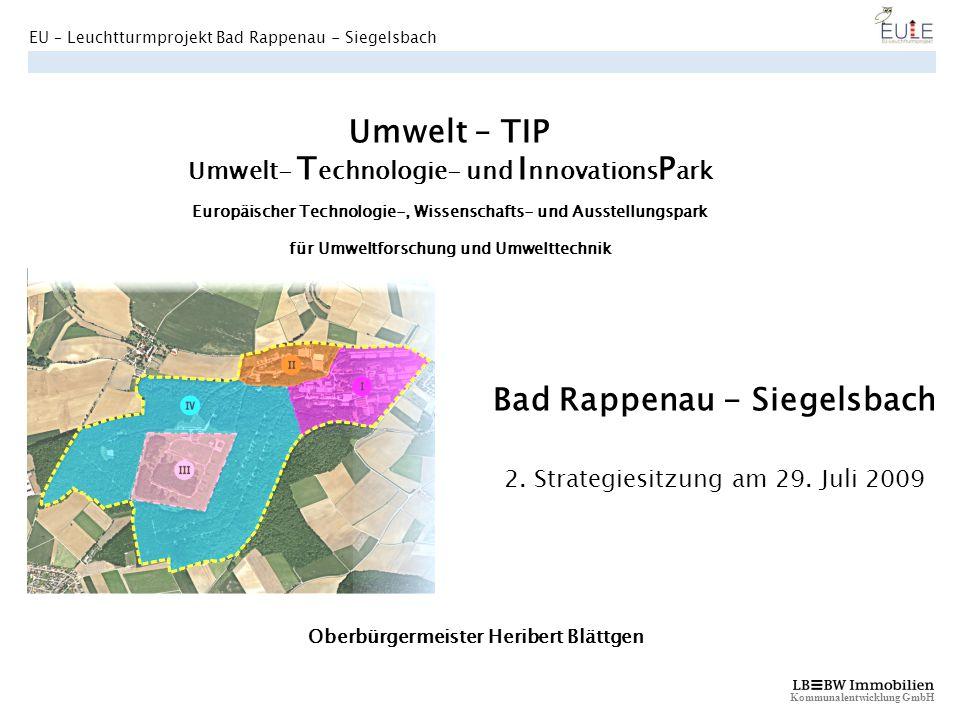 Umwelt – TIP Bad Rappenau - Siegelsbach