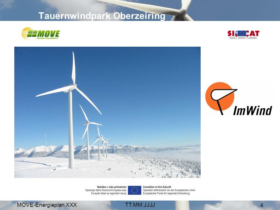 Tauernwindpark Oberzeiring