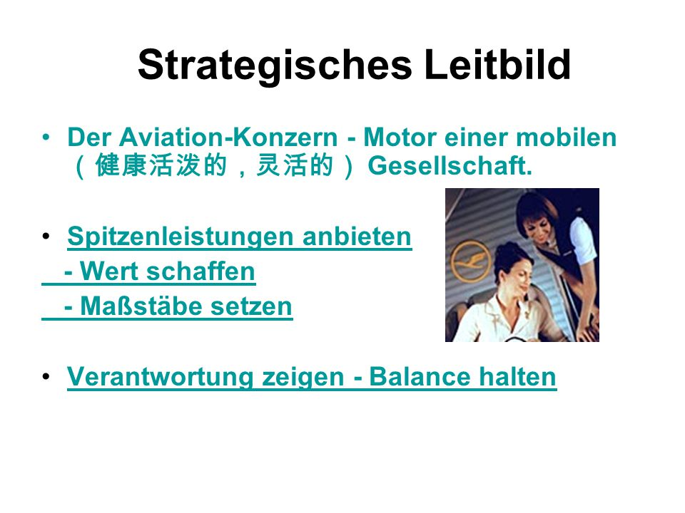 Strategisches Leitbild