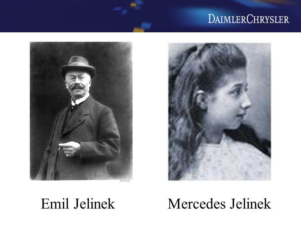 Emil Jelinek Mercedes Jelinek
