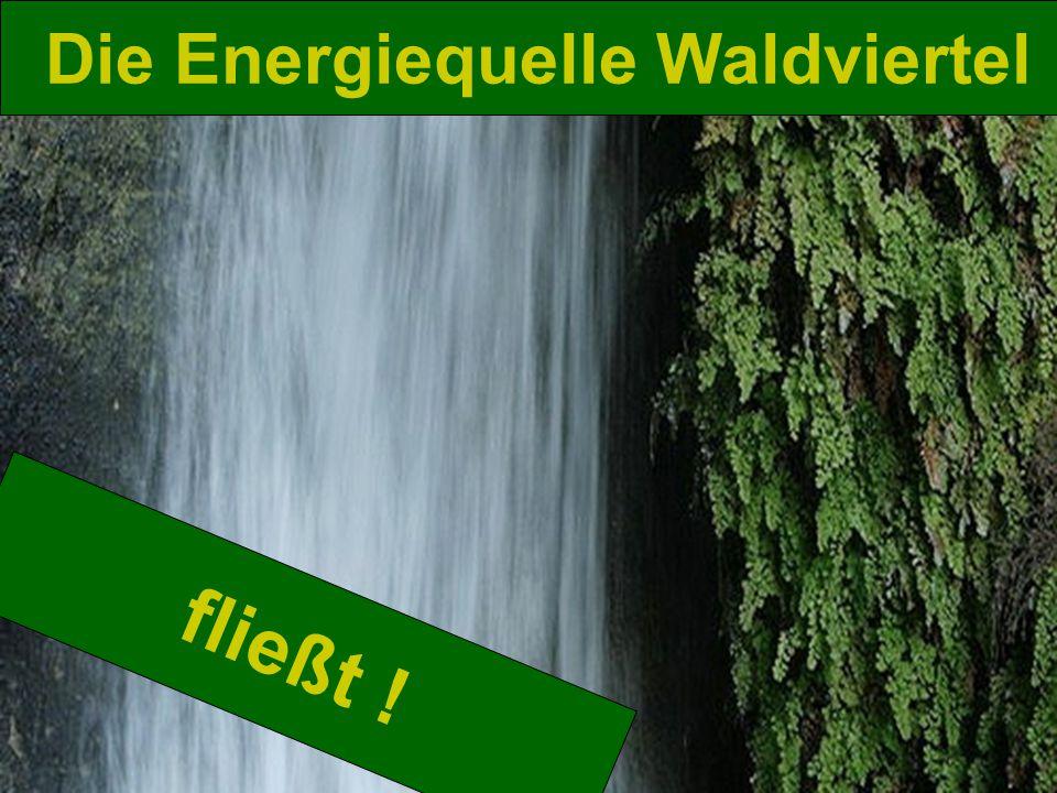 Die Energiequelle Waldviertel
