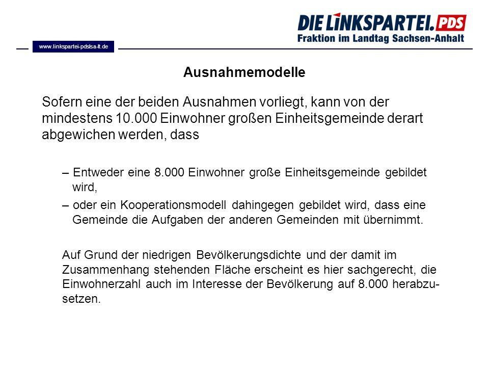 www.linkspartei-pdslsa-lt.de Ausnahmemodelle.