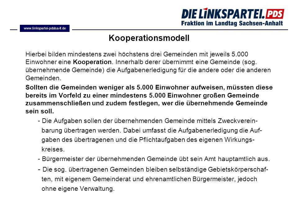 www.linkspartei-pdslsa-lt.de Kooperationsmodell.