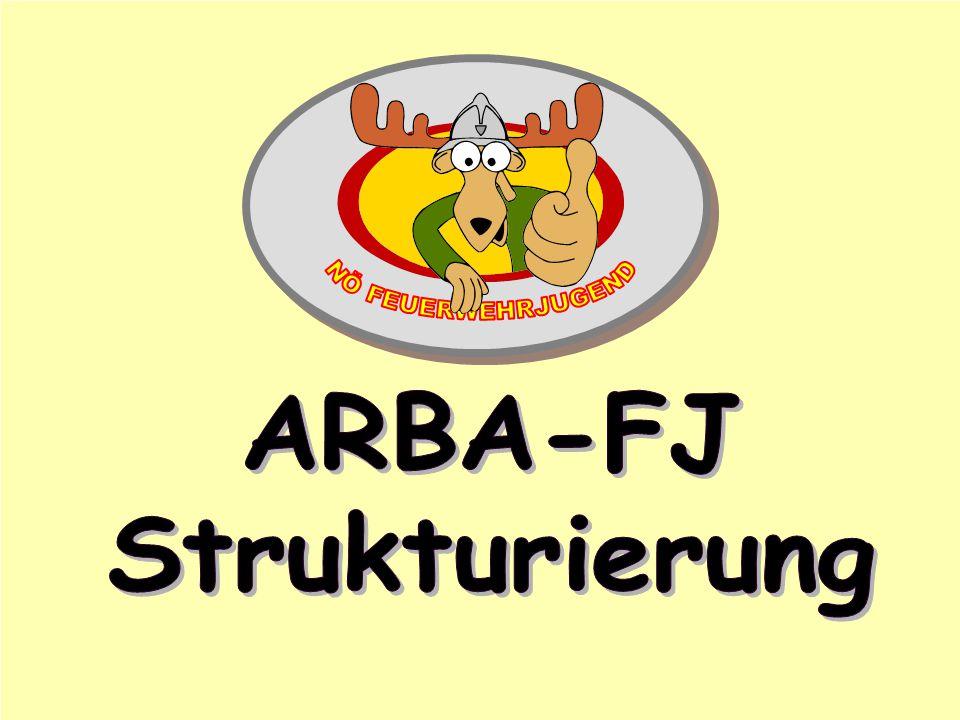 ARBA-FJ Strukturierung