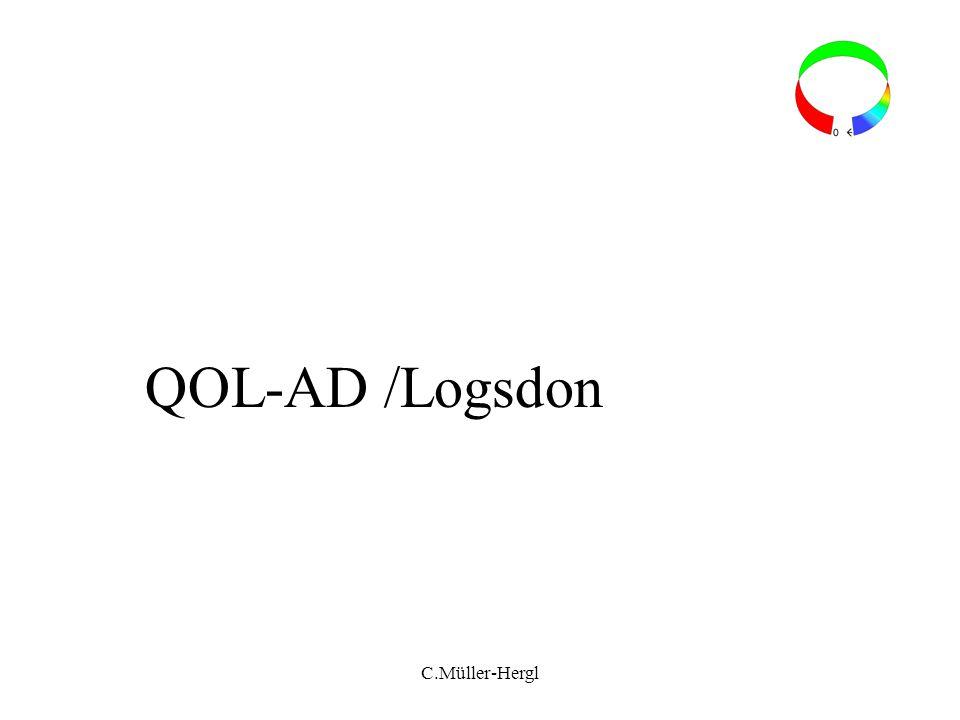 QOL-AD /Logsdon C.Müller-Hergl