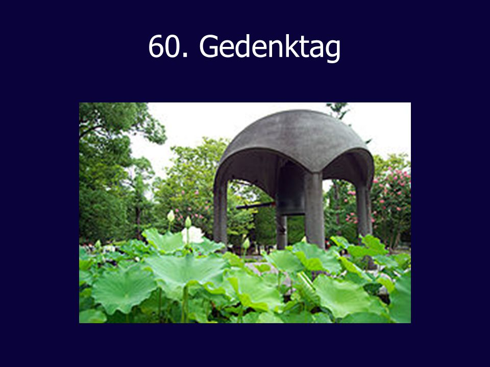 60. Gedenktag