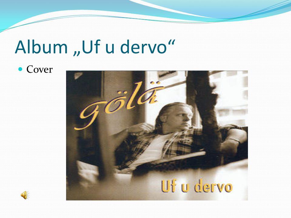 "Album ""Uf u dervo Cover"