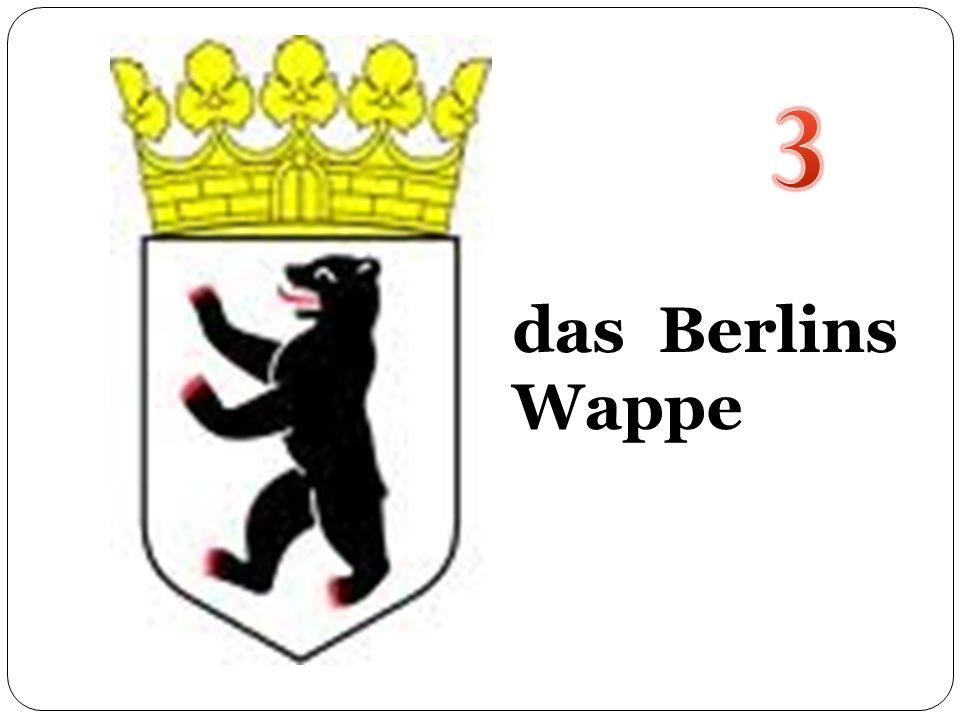 3 das Berlins Wappe die Berlins Wappen