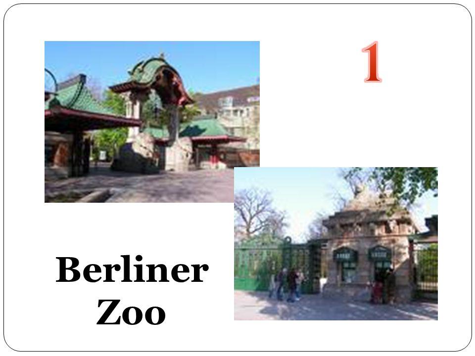 1 Berliner Zoo Berliner Zoo