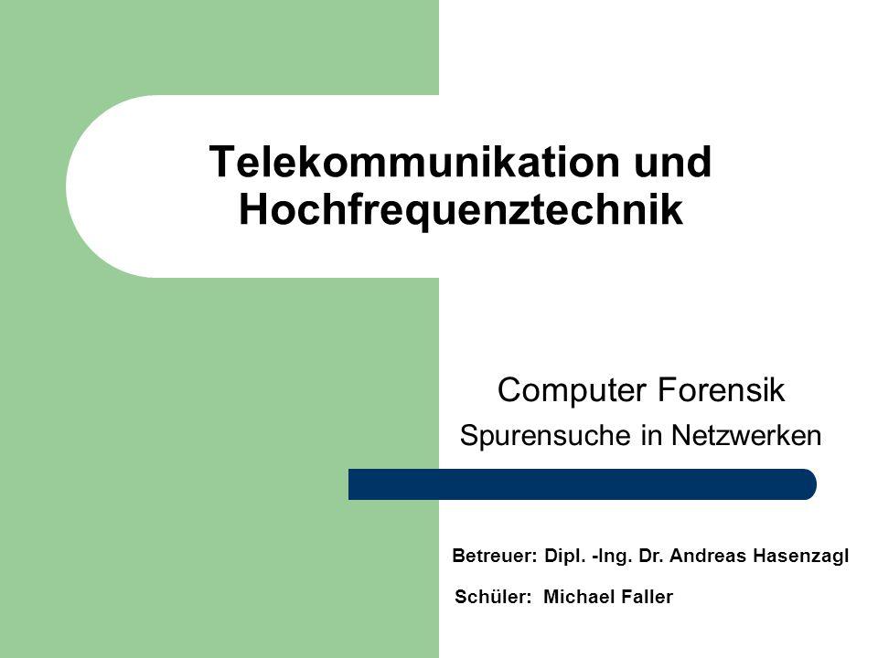 Telekommunikation und Hochfrequenztechnik