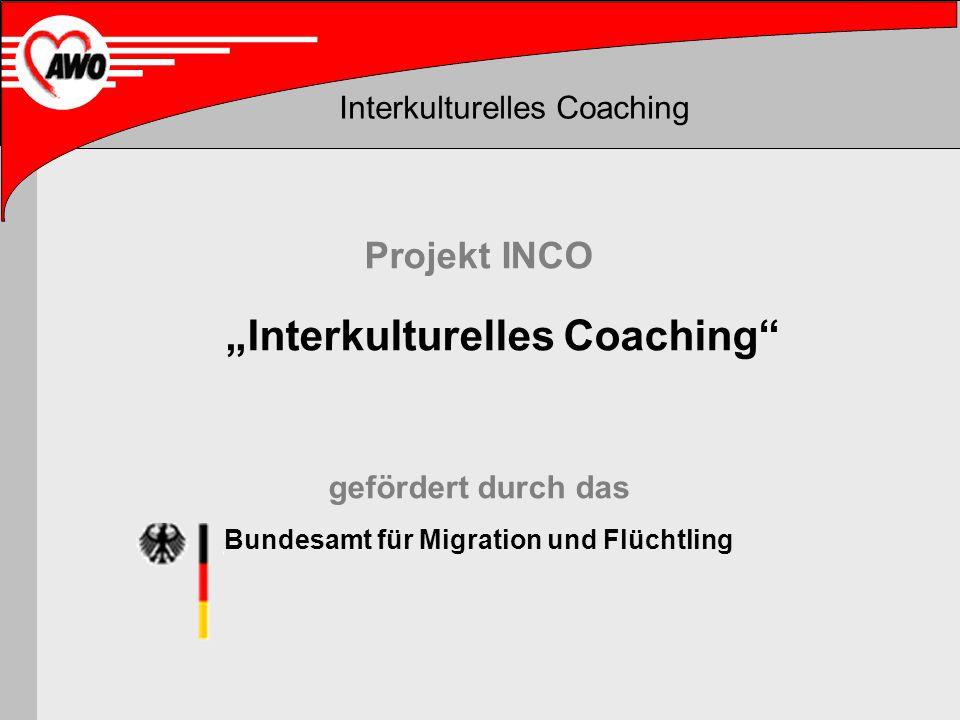 """""""Interkulturelles Coaching Bundesamt für Migration und Flüchtling"""